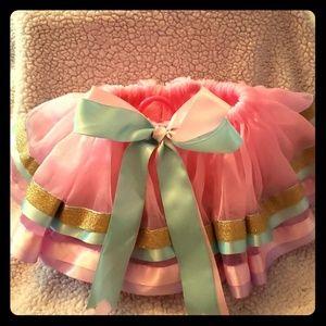Tutu ribbon skirt